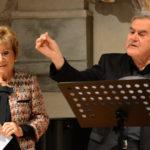 Viviana Bonello Visconti e Piero Leonardi