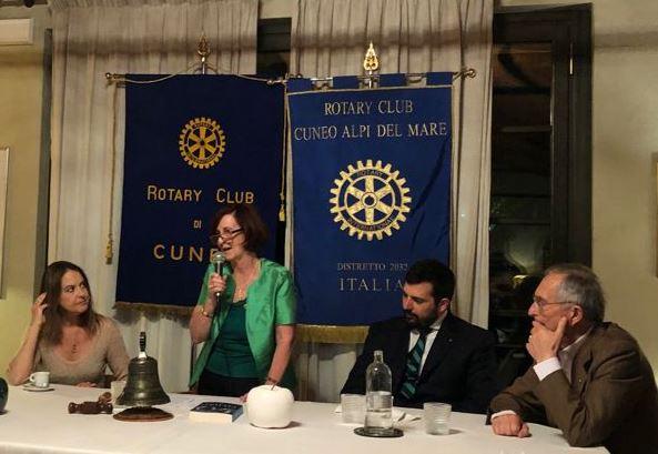 1° Interclub del Rotary Club Cuneo 1925 e Rotary Cuneo Alpi del Mare
